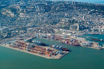 הצפיפות בנמלי חיפה ואשדוד: מספר חברות ספנות ידלגו על נמל חיפה