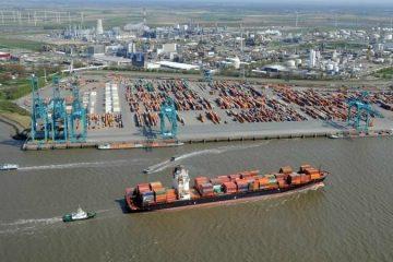 נמל אנטוורפן: שביתת נתבים גורמת לעיכובים רבים
