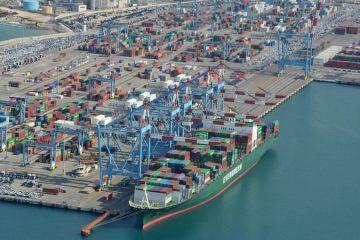 לשכת הספנות לוועדת התעריפים הממשלתית: בטלו או שנו תעריפי נמל מעוותים